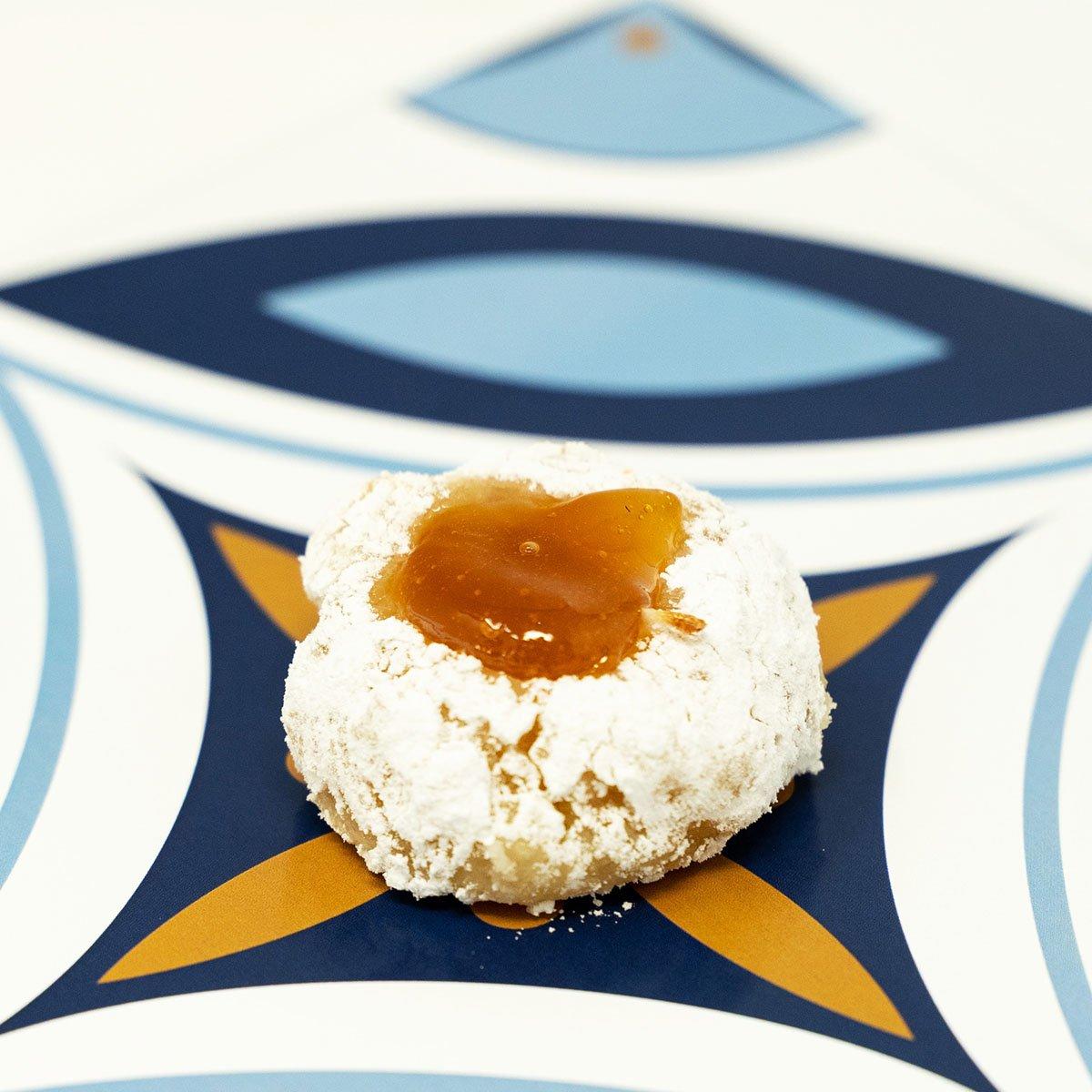 Dessert di Mandorla -Pasticceria Esedra