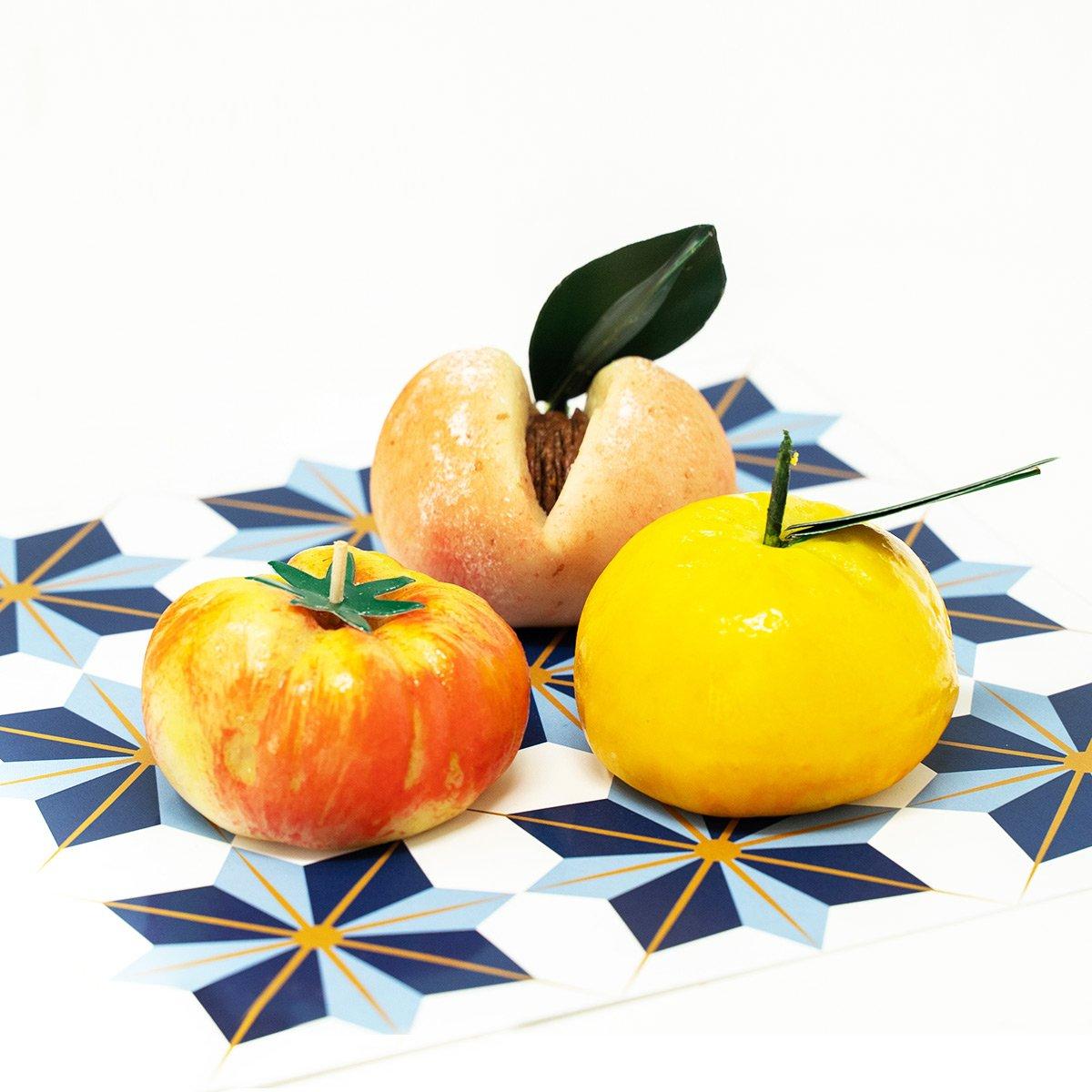 Frutta Martorana01 - Pasticceria Esedra