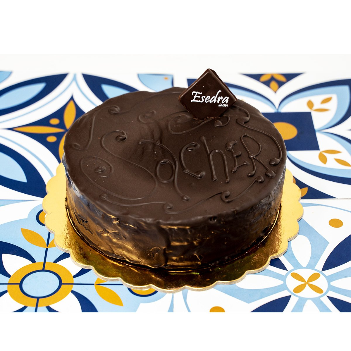 Torta Sacher01 - Pasticceria Esedra