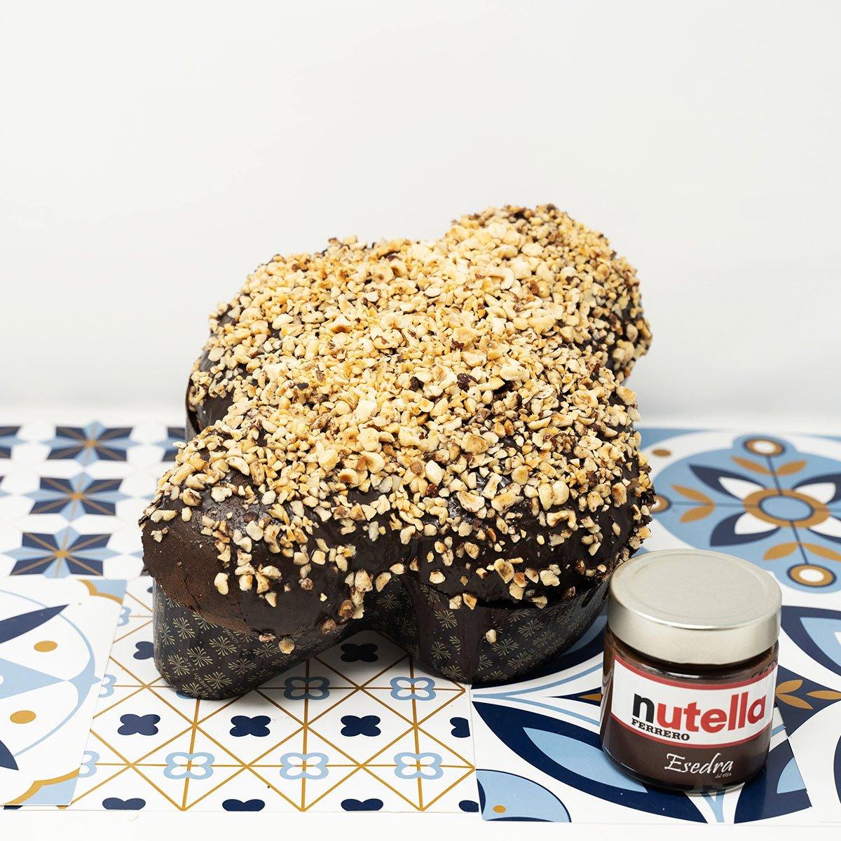 Colomba Nutella Pasticceria Esedra